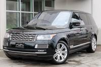 Certified Pre-Owned 2016 Land Rover Range Rover SV Autobiography With Navigation & 4WD