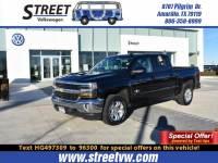 Pre-Owned 2017 Chevrolet SILVERADO 1500 FOUR WHEEL DRIVE truck
