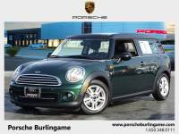 Pre-Owned 2012 MINI Cooper Clubman CLUBMAN Coupe Near San Francisco, CA