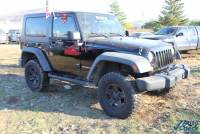 Used 2007 Jeep Wrangler X SUV in Rutland VT
