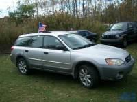 Used 2006 Subaru Outback 2.5i Wagon in Rutland VT