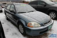 Used 1998 Honda Civic DX Sedan in Rutland VT