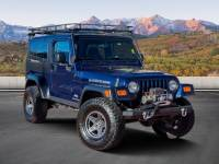 Pre-Owned 2006 Jeep Wrangler Unlimited Rubicon LWB 4WD