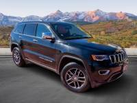 Pre-Owned 2017 Jeep Grand Cherokee Limi 4WD