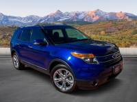 Pre-Owned 2014 Ford Explorer Limited 4WD