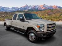 Pre-Owned 2015 Ford Super Duty F-350 DRW King Ranch With Navigation & 4WD