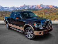 Pre-Owned 2014 Ford F-150 4WD CC 4WD