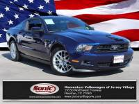 Used 2012 Ford Mustang Coupe in Houston