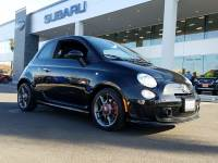 Used 2013 FIAT 500 2DR HB Abarth in Fullerton