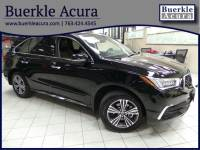 Certified Pre-Owned 2017 Acura MDX SH-AWD SUV in Minneapolis, MN