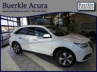 Certified Pre-Owned 2015 Acura MDX SUV in Minneapolis, MN