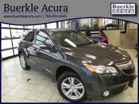 Certified Pre-Owned 2015 Acura RDX Tech Pkg SUV in Minneapolis, MN