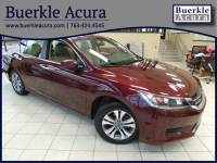 Pre-Owned 2015 Honda Accord LX Sedan in Minneapolis, MN
