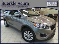 Pre-Owned 2016 Kia Sorento AWD LX SUV in Minneapolis, MN