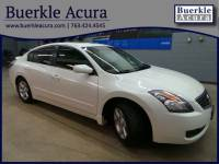 Pre-Owned 2007 Nissan Altima 2.5 SL Sedan in Minneapolis, MN