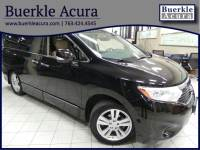 Pre-Owned 2012 Nissan Quest 3.5SL Van in Minneapolis, MN