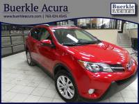 Pre-Owned 2015 Toyota RAV4 Limited SUV in Minneapolis, MN