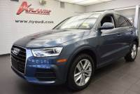 2016 Audi Q3 Premium Plus, Technology Package SUV in West Islip, NY