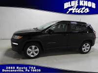2017 Jeep New Compass Latitude FWD SUV in Duncansville | Serving Altoona, Ebensburg, Huntingdon, and Hollidaysburg PA