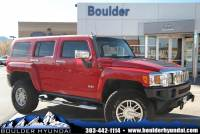 USED 2006 HUMMER H3 SUV Base SUV l Boulder near Longmont CO