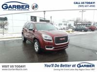 Certified Pre-Owned 2015 GMC Acadia SLE-2 FWD SUV