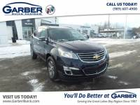 Certified Pre-Owned 2017 Chevrolet Traverse LT w/1LT FWD SUV