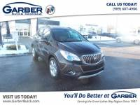 Certified Pre-Owned 2016 Buick Encore Leather FWD SUV