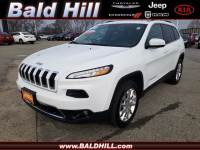 Certified Used 2016 Jeep Cherokee SUV in Warwick