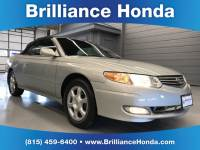 Pre-Owned 2002 Toyota Camry Solara SLE 2D Convertible
