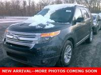Used 2015 Ford Explorer XLT SUV