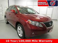 Used 2011 LEXUS RX 350 For Sale | Christiansburg VA
