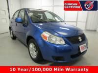 Used 2013 Suzuki SX4 For Sale | Christiansburg VA