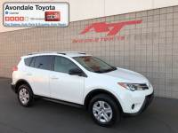 Certified Pre-Owned 2015 Toyota RAV4 SUV Front-wheel Drive in Avondale, AZ