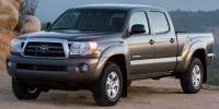Used 2010 Toyota Tacoma 2WD Double Cab Short Bed V6 Automatic PreRunner (Natl)