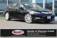 Used 2014 Acura RLX Automatic with Technology Package