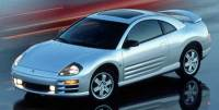 Used 2000 Mitsubishi Eclipse 3dr Cpe GT Manual