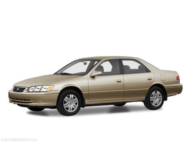 Pre-Owned 2001 Toyota Camry LE For Sale in Brook Park Near Cleveland, OH