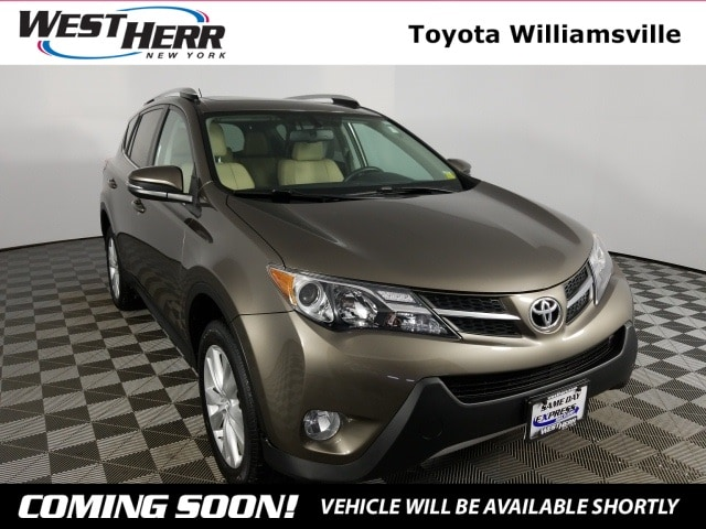 2015 Toyota RAV4 Limited SUV For Sale - Serving Amherst