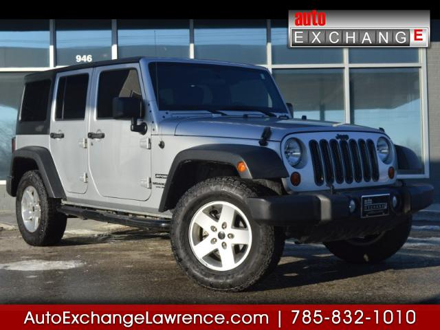 Photo 2011 Jeep Wrangler Unlimited Sport 4WD