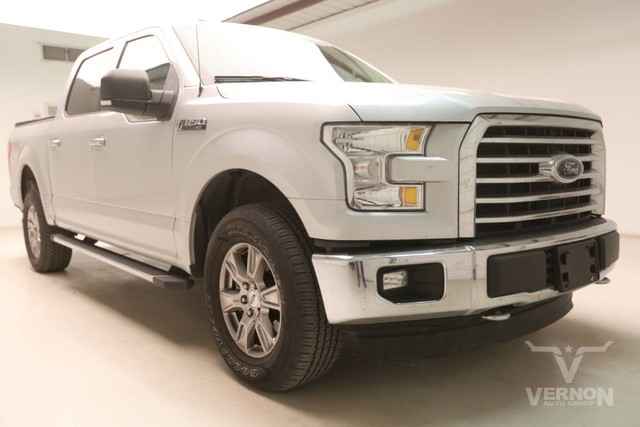 Photo Used 2015 Ford F-150 XLT Texas Edition Crew Cab 4x4 Fx4 in Vernon TX