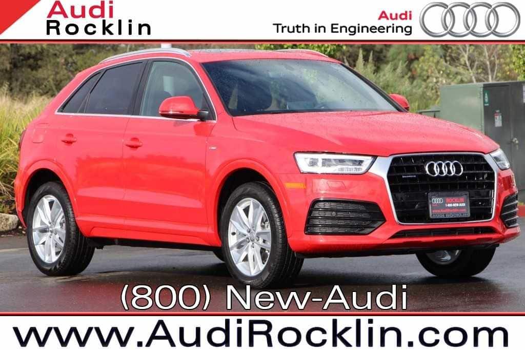 2018 Audi Q3 2.0T Premium Plus 4D Sport Utility SUV
