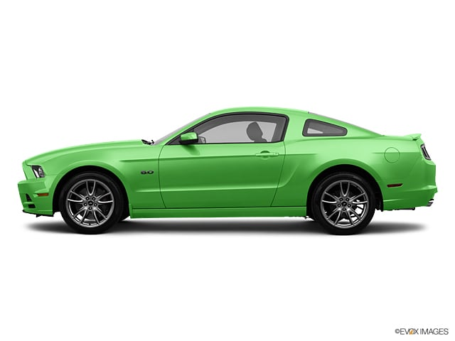 2013 Ford Mustang GT Premium Coupe Rear-wheel Drive in Pensacola