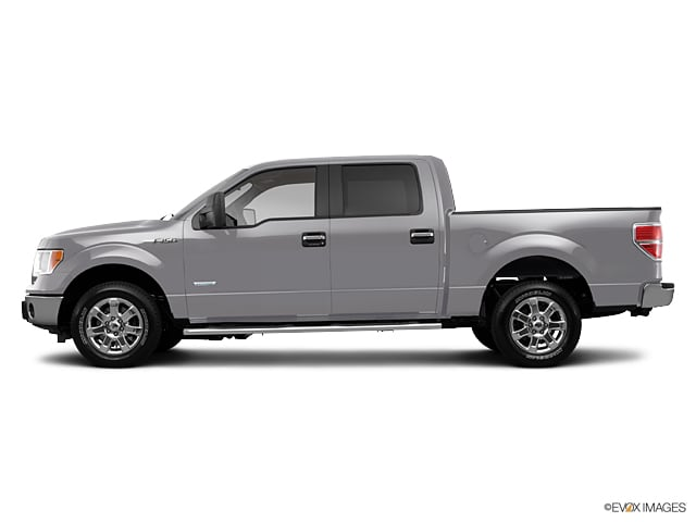 2013 Ford F-150 XLT Truck SuperCrew Cab 4x2 in Pensacola