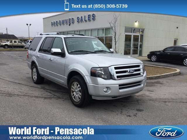 2014 Ford Expedition Limited SUV 4x2 in Pensacola