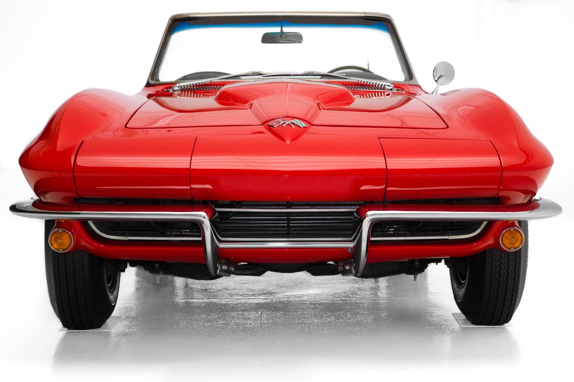 Photo 1965 Chevrolet Corvette Red 4-Speed AC