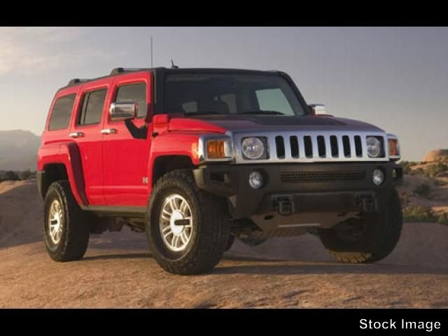 Pre-Owned 2006 HUMMER H3 4WD
