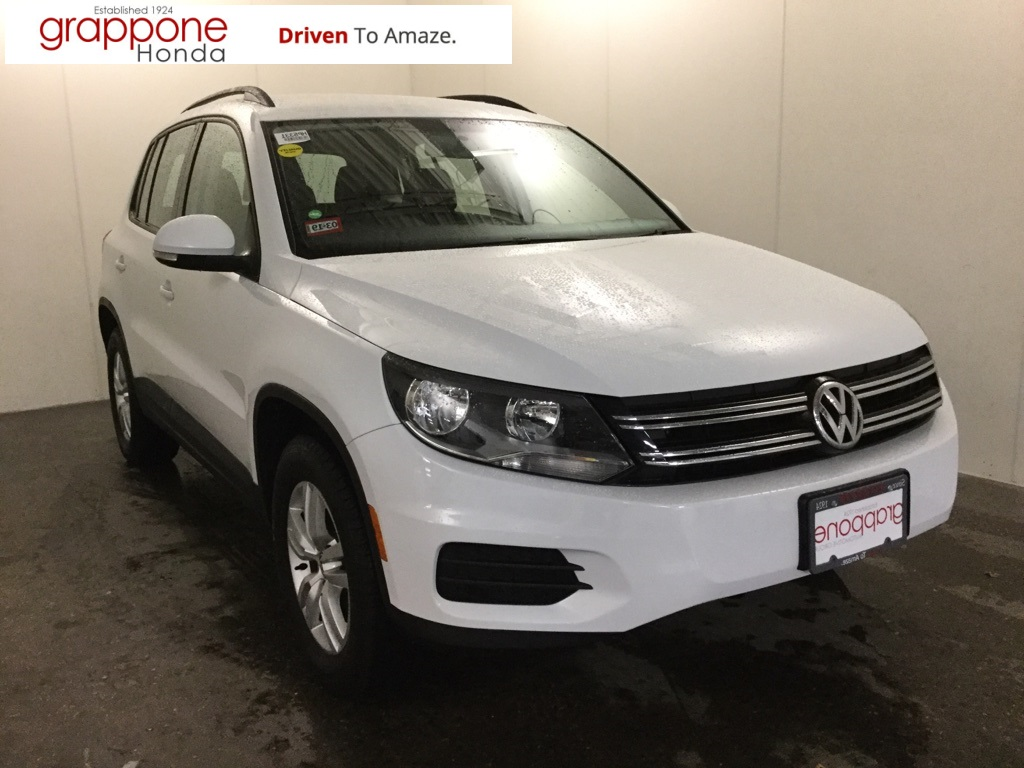 Pre-Owned 2015 Volkswagen Tiguan S AWD