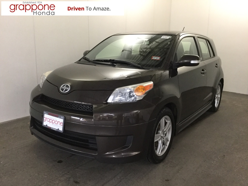 Pre-Owned 2011 Scion xD Release Series 3.0 FWD 4D Hatchback