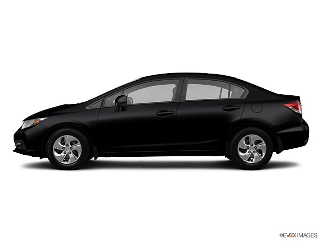 Used 2013 Honda Civic 4dr Man LX For Sale Chicago, Illinois
