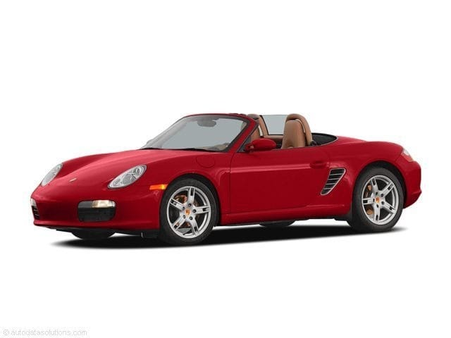 Photo Pre-Owned 2006 Porsche Boxster 2DR ROADSTER Roadster Near San Francisco, CA
